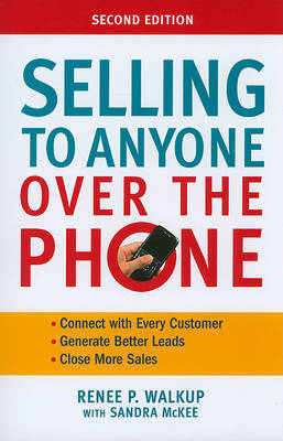 Selling to Anyone Over the Phone (BOK)