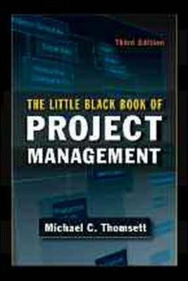 Little Black Book of Project Management (BOK)