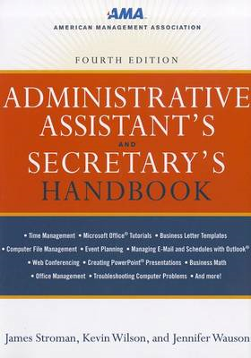 Administrative Assistant's and Secretary's Handbook (BOK)