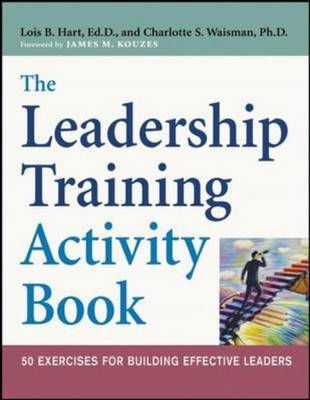 The Leadership Training Activity Book: 50 Exercises for Building Effective Leaders (BOK)