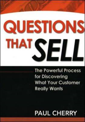Questions That Sell (BOK)