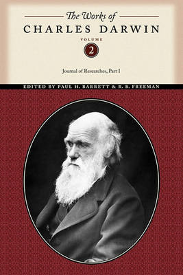 The Works of Charles Darwin: Pt. 1: Journal of Researches (BOK)