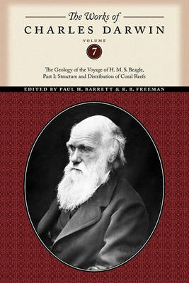 "The Works of Charles Darwin: The Geology of the Voyage of the H. M. S. ""Beagle"": Pt. 1: Structure an (BOK)"