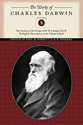"The Works of Charles Darwin: The Geology of the Voyage of the H. M. S. ""Beagle"": Pt. 2: Geological O (BOK)"