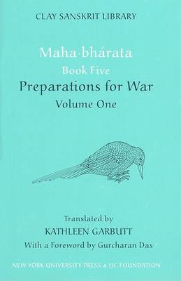 Mahabharata Book Five (Volume 1) (BOK)