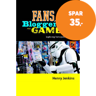 Produktbilde for Fans, Bloggers, and Gamers - Exploring Participatory Culture (BOK)
