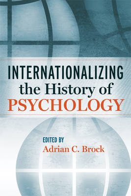 Internationalizing the History of Psychology (BOK)