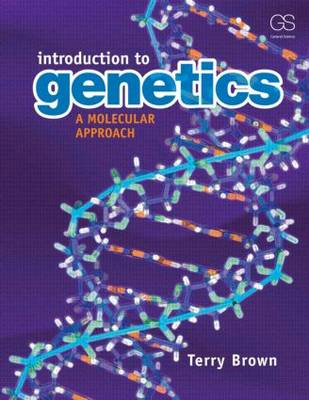Introduction to Genetics: A Molecular Approach (BOK)