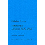 Heterologies: Discourse on the Other (BOK)