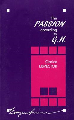 The Passion According to G.H. (BOK)