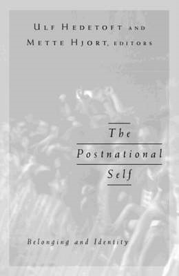 The Postnational Self: Belonging and Identity (BOK)