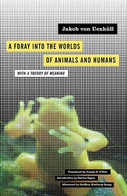 Foray into the Worlds of Animals and Humans (BOK)