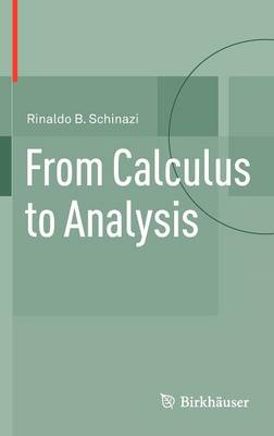From Calculus to Analysis (BOK)