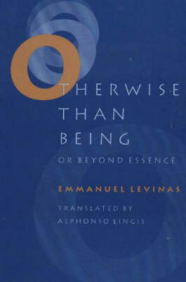 Otherwise Than Being, or, Beyond Essence (BOK)