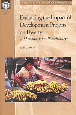Evaluating the Impact of Development Projects on Poverty (BOK)