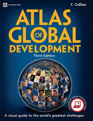 Atlas of Global Development: A Visual Guide to the World's Greatest Challenges (BOK)