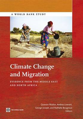 Climate Change and Migration: Evidence from the Middle East and North Africa (BOK)
