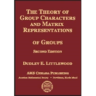 The Theory of Group Characters and Matrix Representations of Groups (BOK)