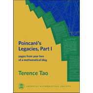 Poincare's Legacies: Pt. 1: Pages from Year Two of a Mathematical Blog (BOK)