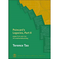 Poincare's Legacies: Pt. 2: Pages from Year Two of a Mathematical Blog (BOK)