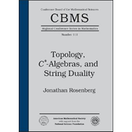 Topology, C*-algebras, and String Duality (BOK)