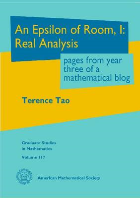 An Epsilon of Room, Ii: Real Analysis: Papers from Year Three of a Mathematical Blog (BOK)
