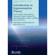 Introduction to Representation Theory (BOK)