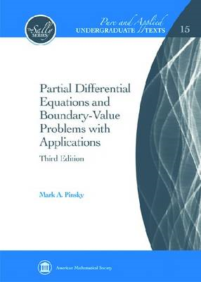 Partial Differential Equations and Boundary-value Problems with Applications (BOK)