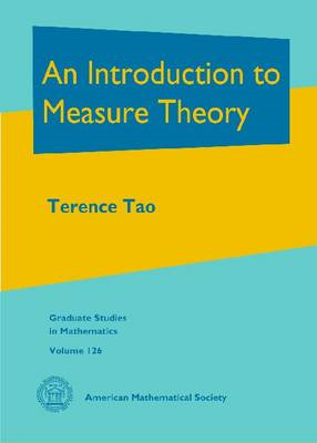An Introduction to Measure Theory (BOK)