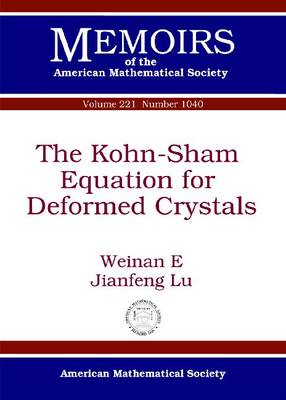 The Kohn-Sham Equation for Deformed Crystals (BOK)