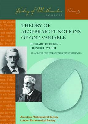 Theory of Algebraic Functions of One Variable
