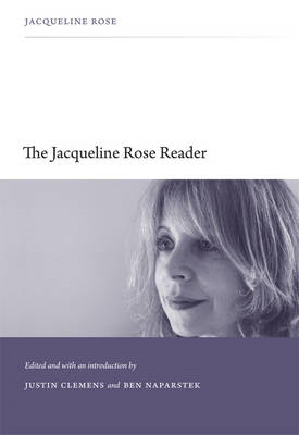The Jacqueline Rose Reader (BOK)