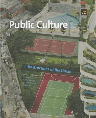 Infrastructures of the Urban (BOK)