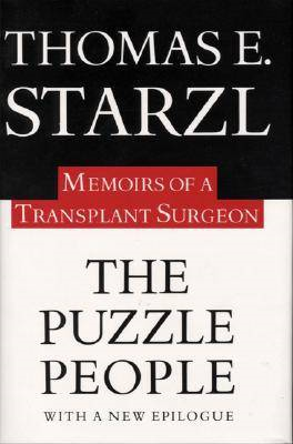 Puzzle People (BOK)