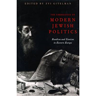 Emergence of Modern Jewish Politics (BOK)