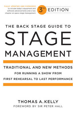 Back Stage Guide to Stage Management (BOK)