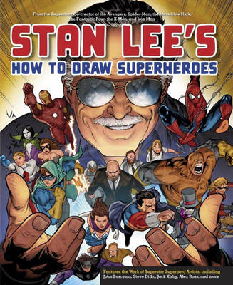 Stan Lee's How To Draw Superheroes (BOK)