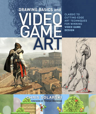Drawing Basics And Video Game Art (BOK)