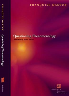 Questions of Phenomenology (BOK)