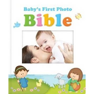 Baby's First Photo Bible (BOK)