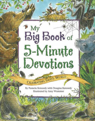 My Big Book of 5-Minute Devotions (BOK)