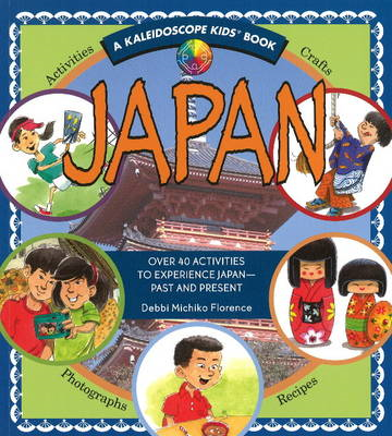 Japan: Over 40 Activities to Experience Japan - Past and Present (BOK)