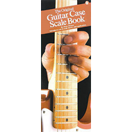 The Original Guitar Case Scale Book (BOK)