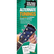 The Gig Bag Book of Alternate Tunings for All Guitarists (BOK)