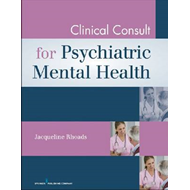 Clinical Consult for Psychiatric Mental Health Care (BOK)