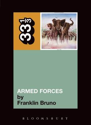 Elvis Costello's Armed Forces (BOK)