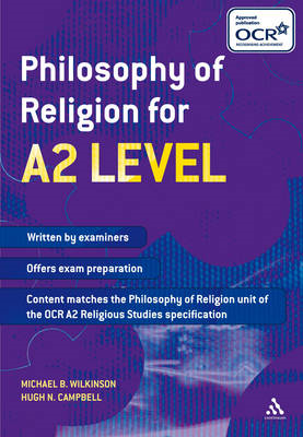 Philosophy of Religion for A2 Level (BOK)
