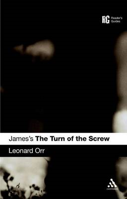 "James's ""The Turn of the Screw"" (BOK)"
