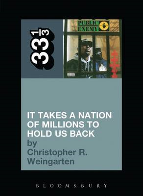 Public Enemy's It Takes a Nation of Millions to Hold Us Back (BOK)