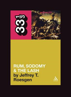 The Pogues' Rum, Sodomy and the Lash (BOK)